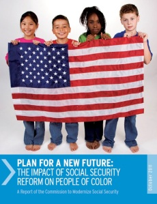 Click Here Download Plan for a New Future: The Impact of Social Security Reform on People of Color (pdf)